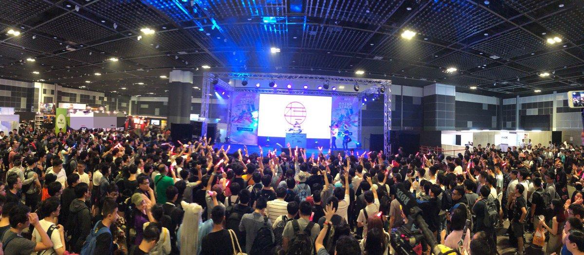 2019.11.30 C3 ANIME FESTIVAL ASIA at SINGAPORE DJ小宮有紗 from OMOTENASHI BEATS  ステージプロデュース・制作ディレクション  担当いたしました。 https://t.co/MHB5LRnioy