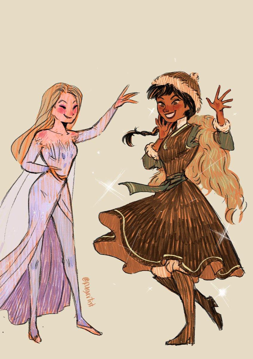 Do the magic!  #elsamaren #Frozen2  <br>http://pic.twitter.com/DIumqkqxJc