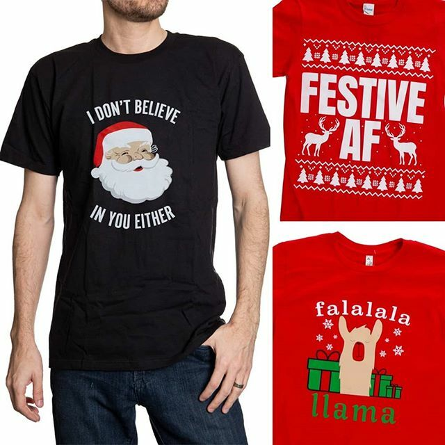 Is the weather outside frightful? 😵 Stay in and get your holiday shopping done! ❄️🎁☑️  #Christmas #holiday #yule #Festivus #Santa #believe #unisex #festiveaf #falalallama #gifts #presents #wishful #weather #rain #snow #cozy #stayin #stcatharines #Niag…
