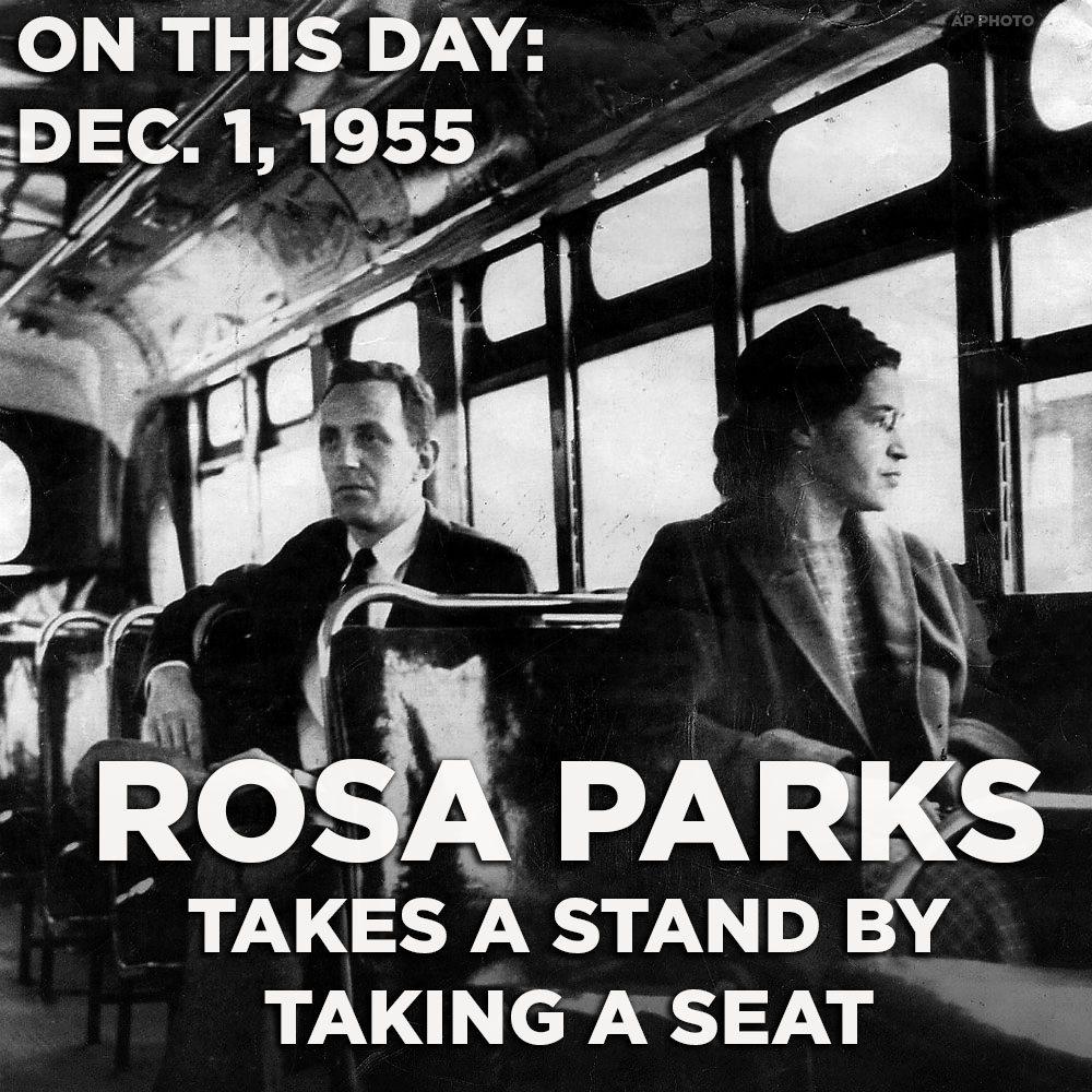 @ABC7's photo on Rosa Parks