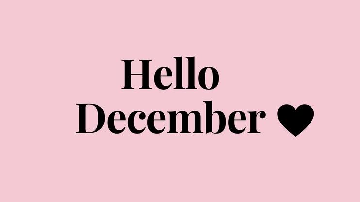 ☆ #December1st ☆