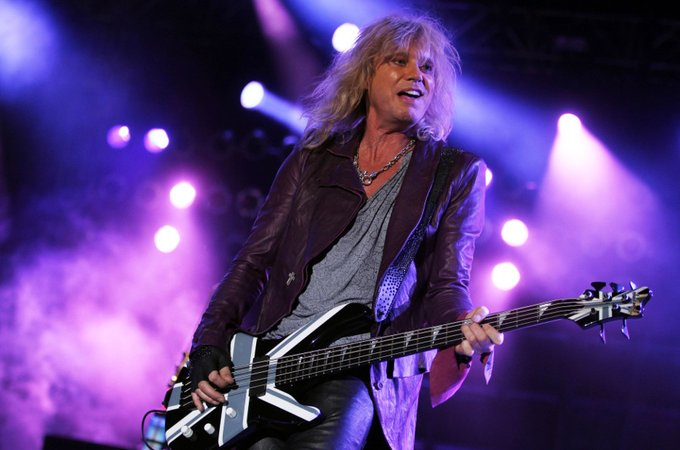 Happy birthday mr. Rick Savage December 2, 1960