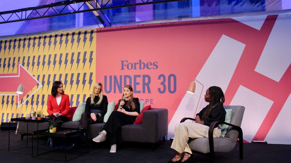 @Forbes's photo on #under30summit