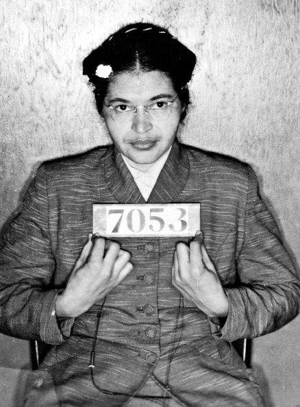 @GloriaElizo's photo on Rosa Parks