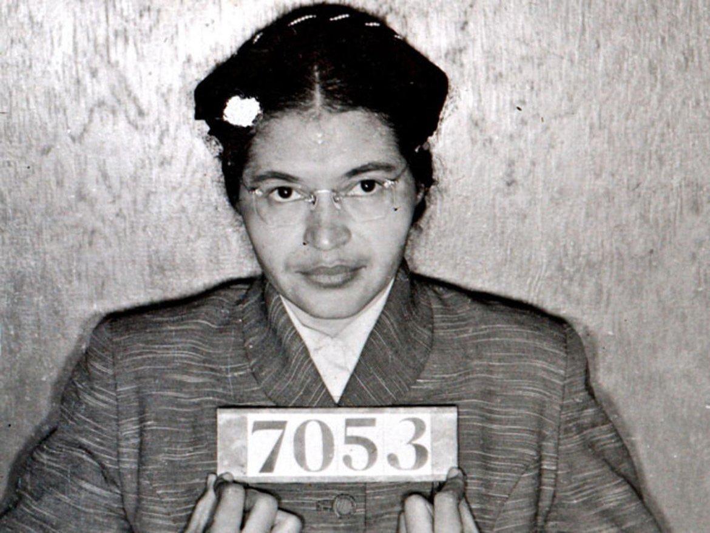 @haymarketbooks's photo on Rosa Parks