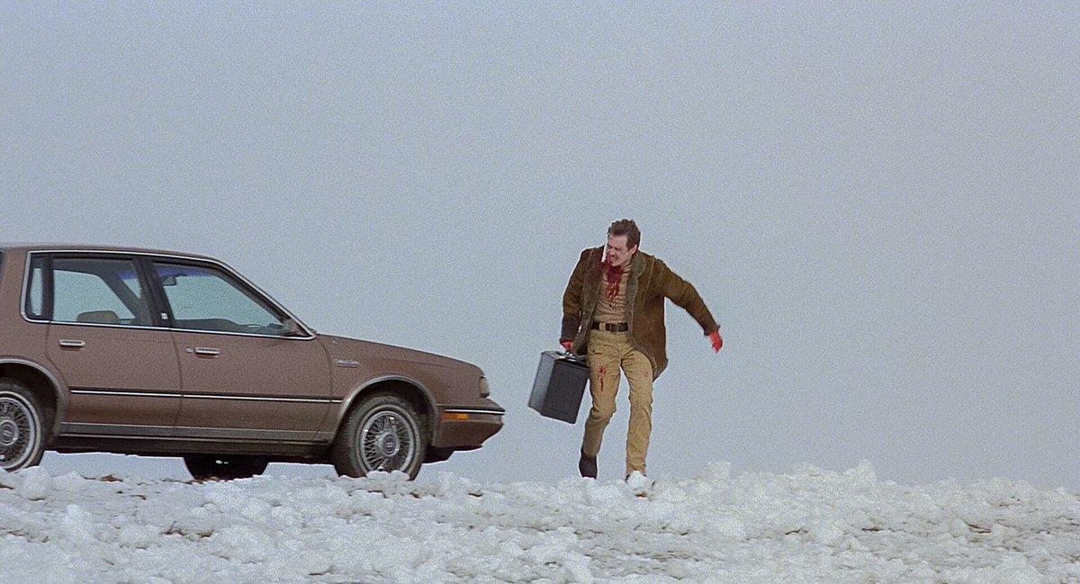 """Cinematic Artistry on Twitter: """"Fargo (1996) Directors: Joel & Ethan Coen  Cinematographer: Roger Deakins… """""""