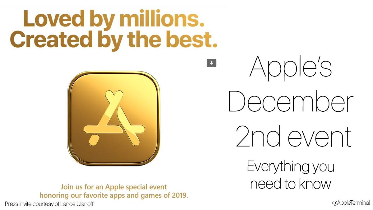 Apple Terminal On Twitter Apple Is Holding Its December Event Tomorrow In This Article We Break Down Everything You Need To Know Including What We Know Will Be Announced What Not To