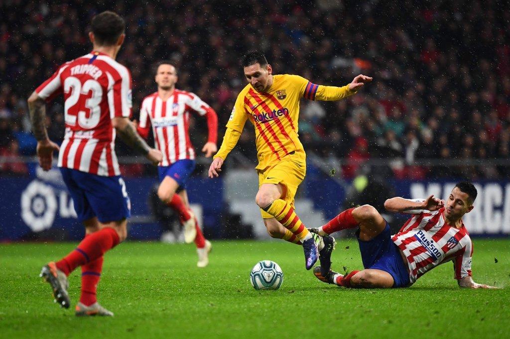 Soi kèo Barcelona vs Atletico Madrid, 2h00 ngày 10/1 – Siêu cúp TBN