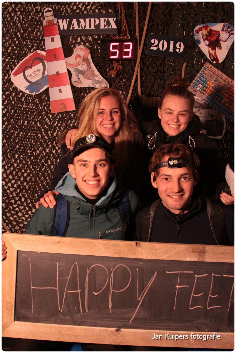 test Twitter Media - WAMPEX III - De groep Happy Feet uit Leeuwarden heeft de Reinder de Vries-bokaal gewonnen met  eindresultaat van 7:13uur. Tweede en derde werden de Verdwaalde Amateurs uit Roden (7:35uur) en de Sjonnies uit Waskemeer (7:41uur). https://t.co/2r8AOQK1LY https://t.co/XbCfzrYEgK