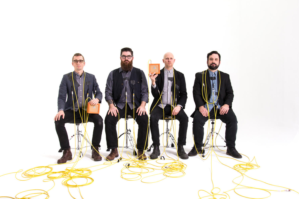 Bass drums, glockenspiels, conch shells, cacti, violins, newly created instruments, & more! Hear all of these instruments when @SoPercussion & friends perform innovative percussion works from the past 100 years on December 7 in #ZankelHall. bit.ly/2rbfTe5