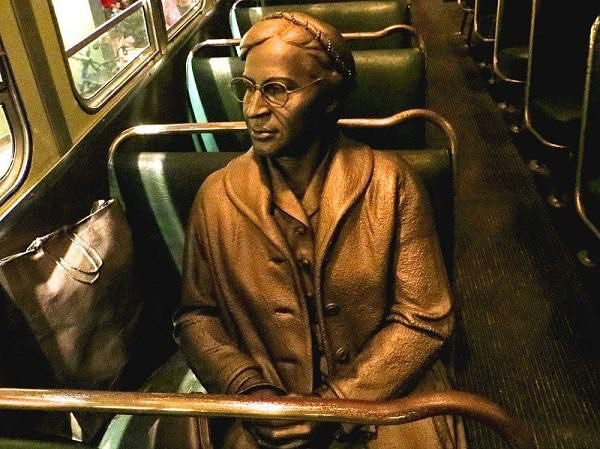 @MidiaNINJA's photo on Rosa Parks