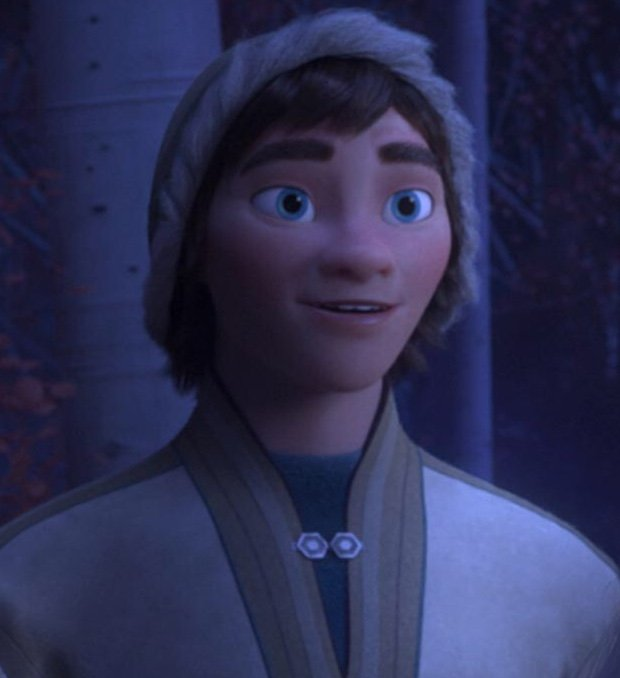 Everyone's talking about Elsa being gay but is no one going to mention the INTENSE SEXUAL TENSION BETWEEN KRISTOFF AND THAT RYDER DUDE!?!? #Frozen2  <br>http://pic.twitter.com/kdjPooWGNA