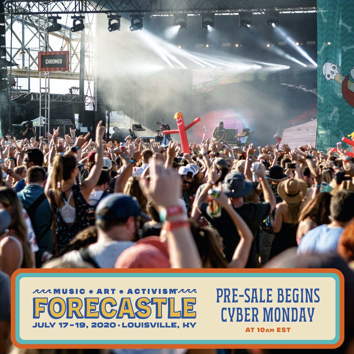 Forecastle Festival 2020.Forecastle Festival Forecastle Twitter Profile And