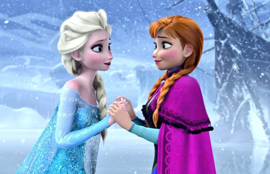moment of silence for the advancement in animation over 6 years. worth it! #Frozen2  <br>http://pic.twitter.com/9Gi9HIECdd