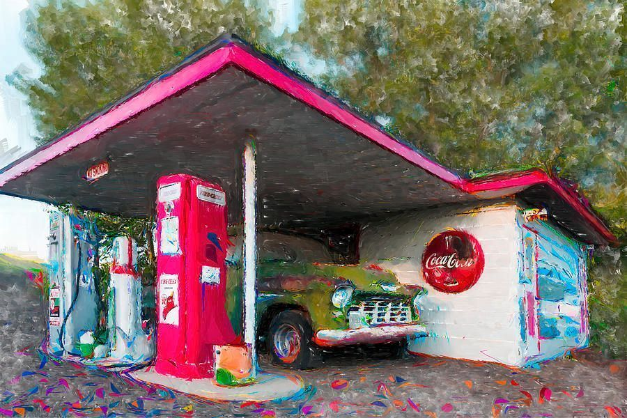 Art for a Home! https://buff.ly/2uDJhY6 #colorful #automobile #vintage #wallArt#painting #artworks #digitalart #artistry #photography
