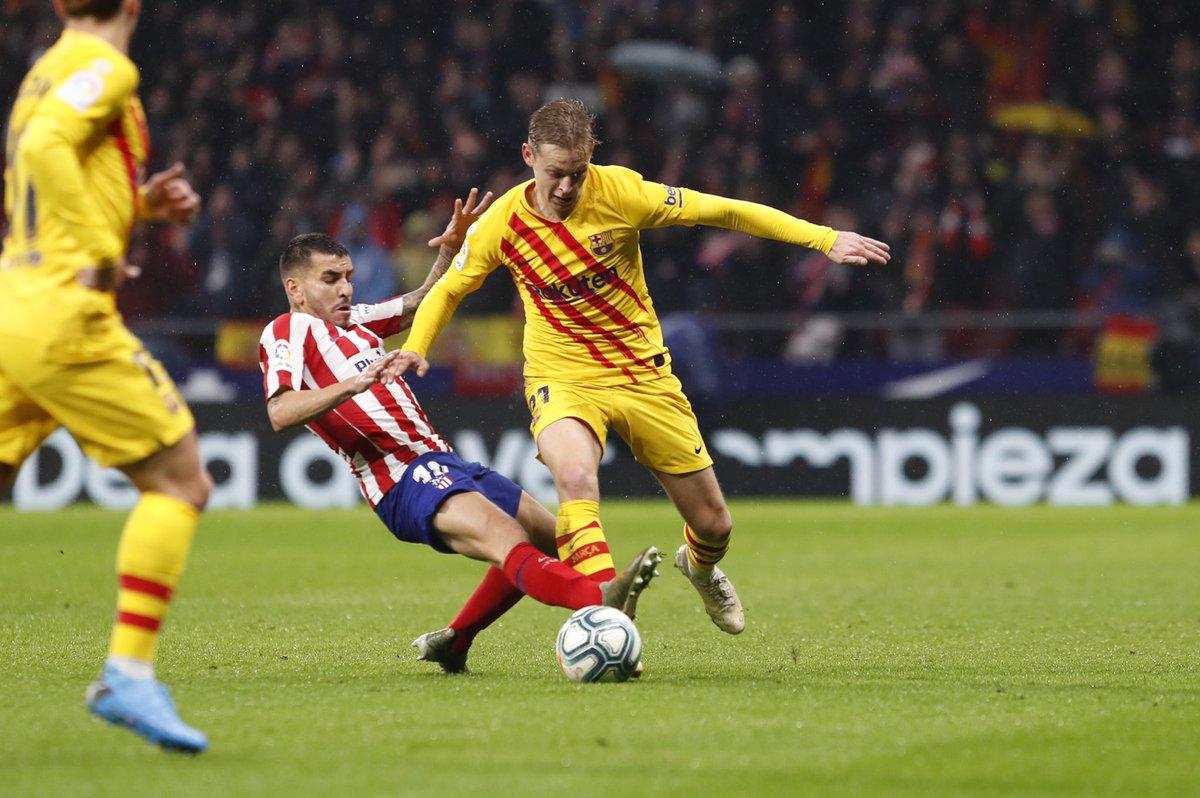 Great birthday present  @FCBarcelona   #Atleticobarca  #FJ21 #120