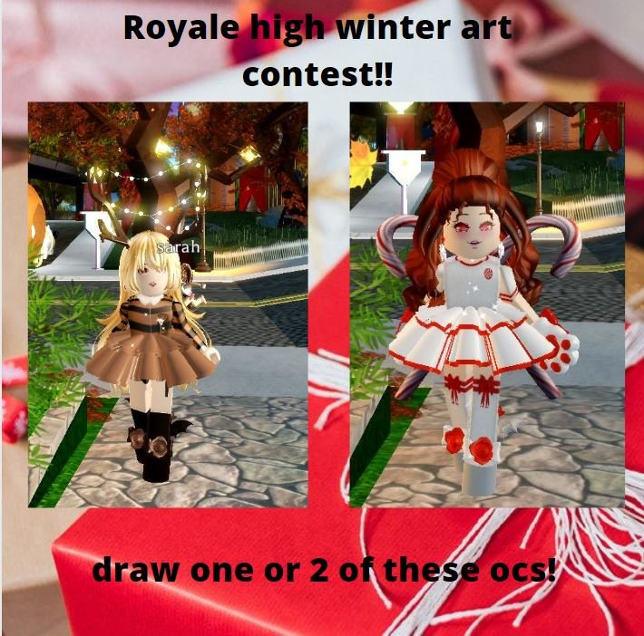 Roblox Oc Drawing Laptop Sleeve Halloween Dumpling Queen Scam Return Team On Twitter Royale High Art Contest Follow And Retweet To Enter And Draw Any Oc Draw Both For A Better Chance This Ends On 12 25 2019 Good
