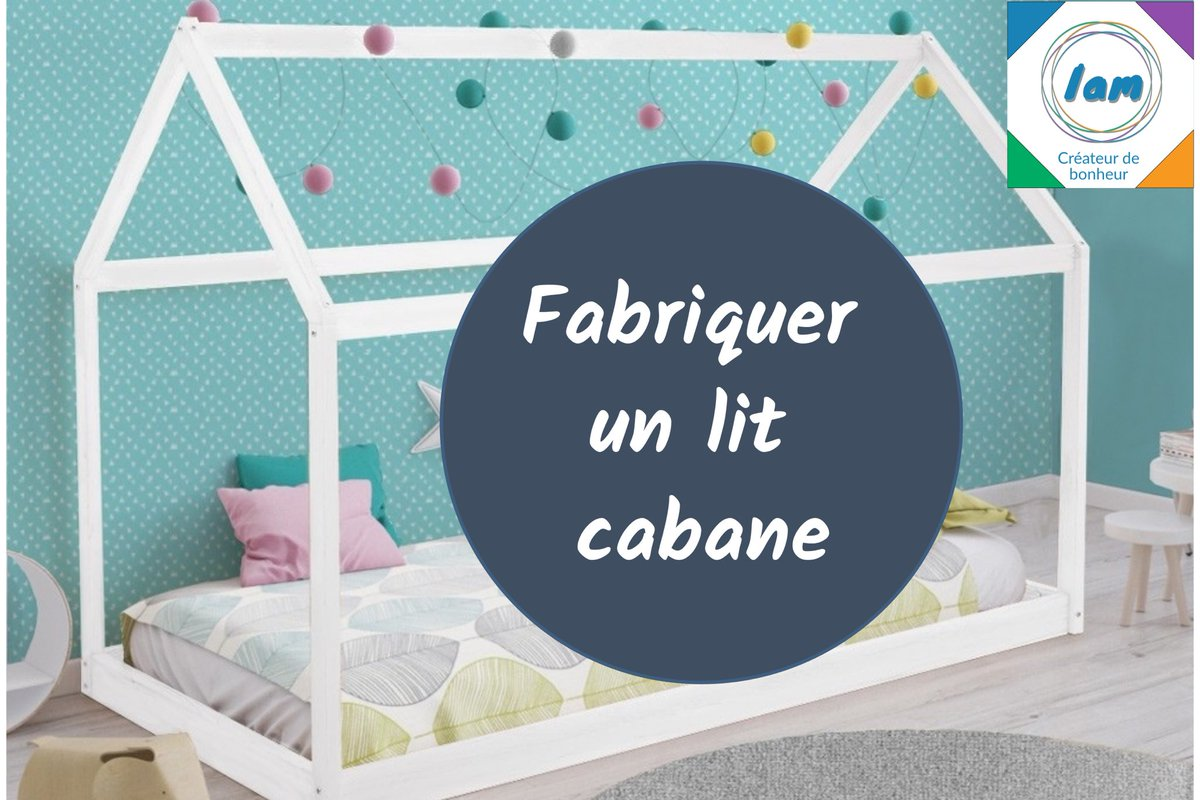 Fabriquer Lit Cabane Montessori litmontessori hashtag on twitter