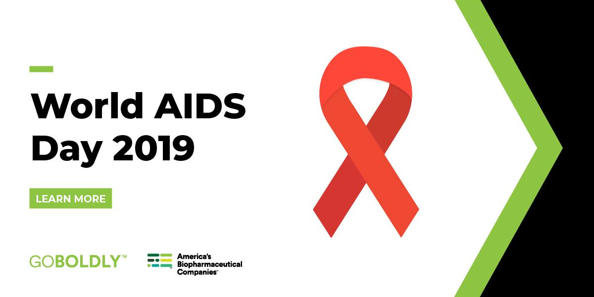 Investment in R&D has turned HIV from a death sentence into a chronic medical condition. #WorldAIDSDay is a moment to reflect on the progress made for HIV/AIDS patients, and to look forward to the treatments in development. We must protect that hope: http://bit.ly/2r2OmMp