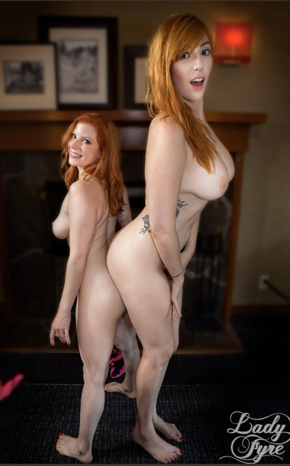 """Everytime someone says, """"You look taller in videos,"""" I think of this photo with Lauren Phillips. @LaurenFillsUp"""