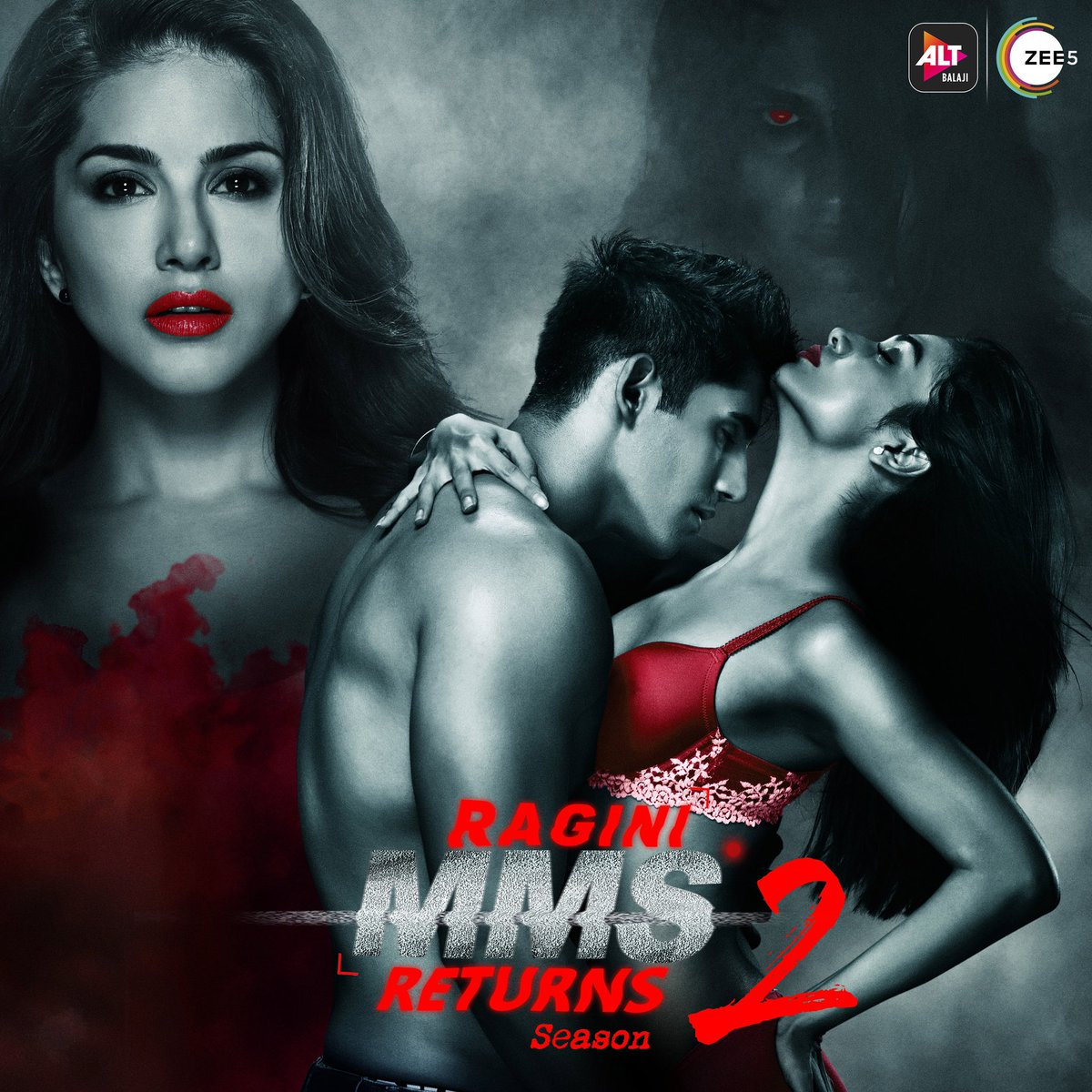 #RaginiMMSReturns Season 2 mein milega double the mazaa and double the sazaa!   Aur main aa rahi hai to add all the #chamak, #dhamak and #namak. Are you ready to experience the horr-gasms! 😉🤫  Get ready to scream on 18th December! @Divyakitweet @VSood12 @altbalaji @ZEE5Premium