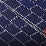 Image for the Tweet beginning: Italian company wins solar power