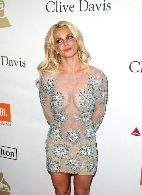 Happy birthday Britney Spears!