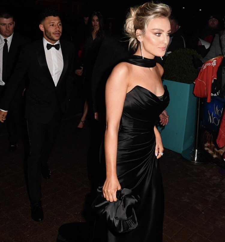 PHOTOS | Perrie and Alex at James Milner's charity ball