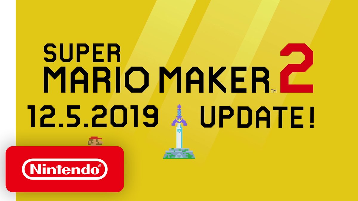 @NintendoAmerica's photo on Mario Maker 2