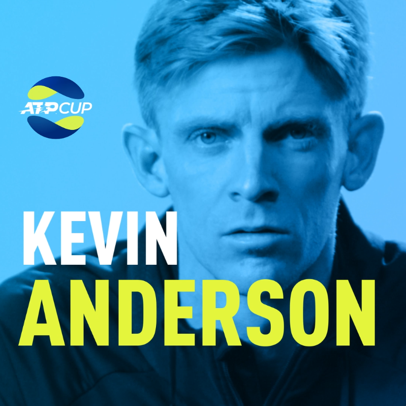 Kevin Anderson @KAndersonATP