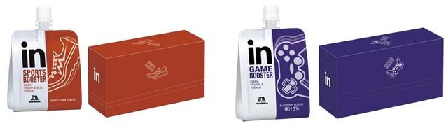 森永製菓からゲームとスポーツ専用のinゼリーがアマゾン限定で発売!