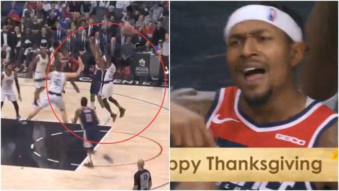【影片】吹了2+1還不滿意?Beal賴在地上喋喋不休,裁判果斷給了一個技犯!-籃球圈