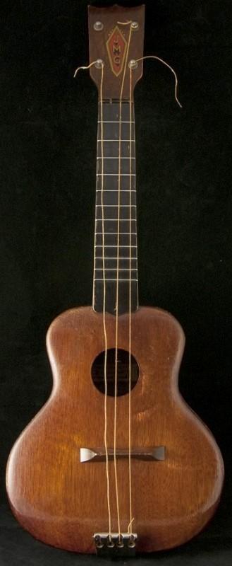 JMG Jack Maskell Guitars Archtop Soprano