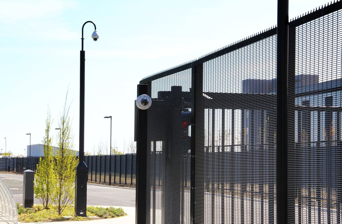 From #military bases to #police stations… 🚓  CLDs range of #HighSecurity Fencing Systems feature #accreditation from both the LPCB and #SecuredbyDesign.   Find out more here: http://bit.ly/2KesiWj   #MilitarySecurity #PoliceSafety #SecureUnits