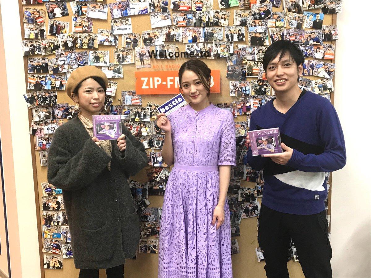 今夜はゲストに #chay さんをお迎えしました😊11月13日に2年5か月ぶり、3枚目のアルバム「#LAVENDER」がリリースされました!💿来年は2月にツアーが決まっています。名古屋は2月6日(木)ダイアモンドホール🎤只今このライブのLINEチケットの先行予約もおこなっています