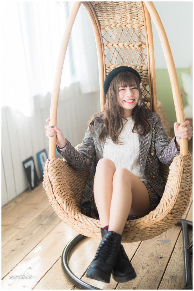 アメブロを更新しました。 『ゆずと籐のブランコ椅子と♡ゆず#2@スタジオフロード Photomodels 19.11.30』 #ファインダー越しの私の世界 #写真が好きな人と繫がりたい@yz_photomodels @photomodelsjp