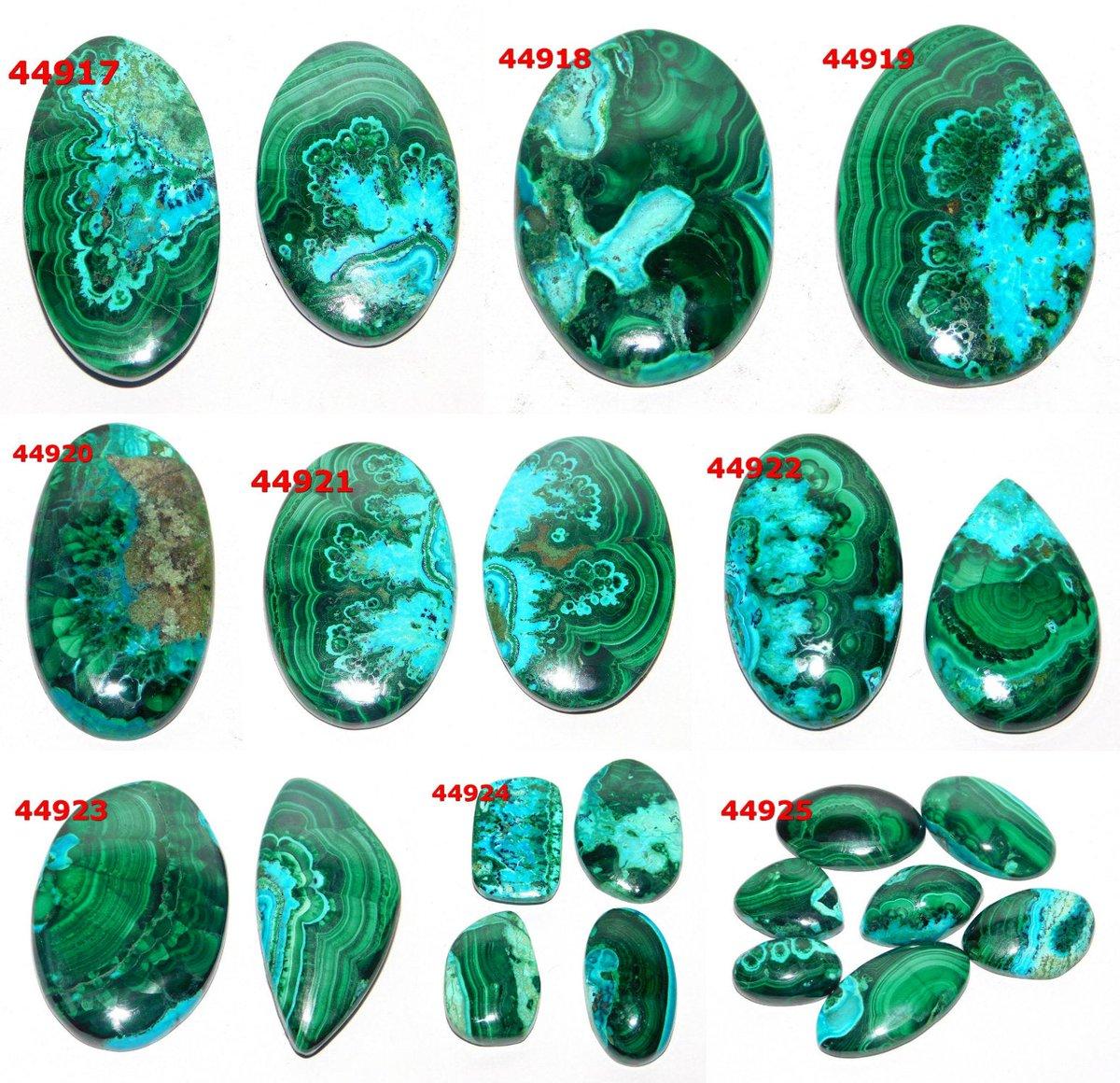 Pear Fancy Cabochon Loose Gemstone Natural Designer Malachite Oval Cushion