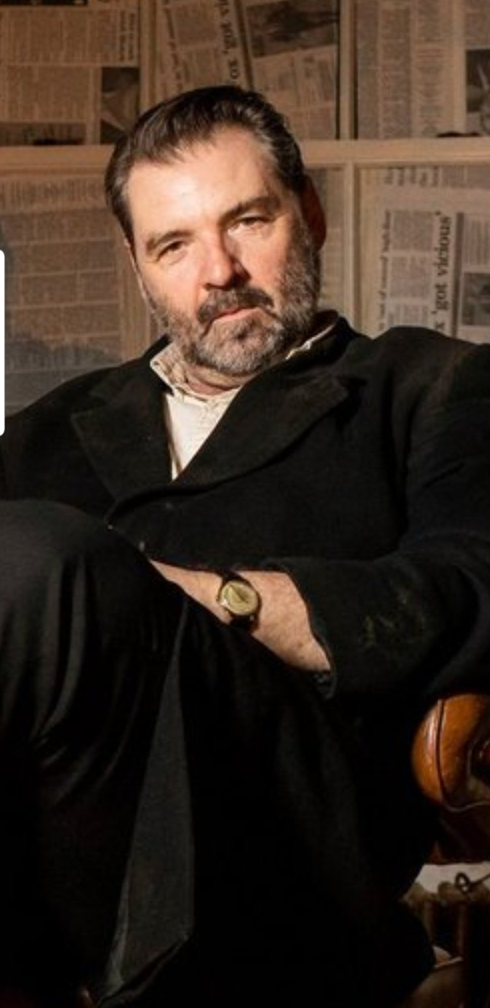 Happy Birthday Brendan Coyle!!!