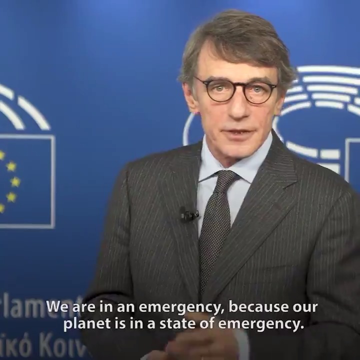 The evidence is all around us, we are facing a climate emergency. I am taking this message from the @Europarl_EN to world leaders at #COP25 in Madrid today. If we dont take care of our planet, our home, no one else will.