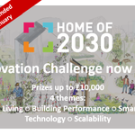 We have extended the deadline for the #Homeof2030 Innovation Challenge to 13th January - you can enter housing innovations and products in 4 themes, with prizes up to £10,000 in each theme #lovehome https://t.co/x55sf2EymN