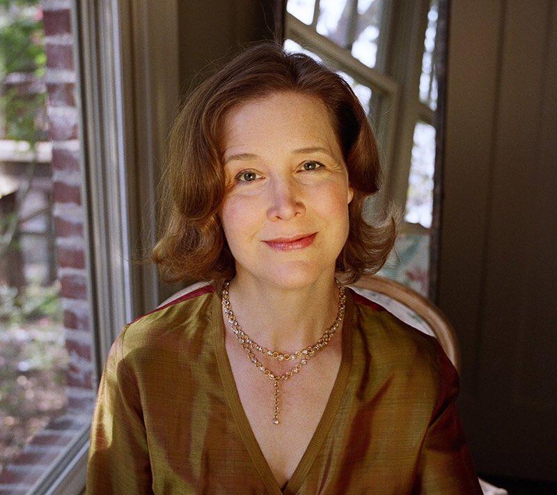 Happy Birthday Ann Patchett! (Born December 2, 1963) U.S. novelist Bel Canto(2001)