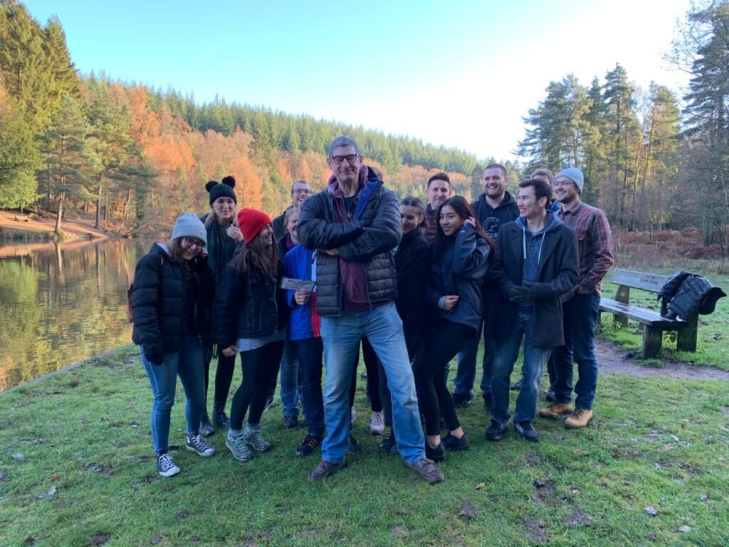Sorry if we were quiet on Friday, we decided to do something different for this years Christmas party and took the whole team out to climb trees! We faced our fears and worked as a team to complete the Treetop Challenge at Go Ape! A well-needed fun day out 💪  #smashedit #goape