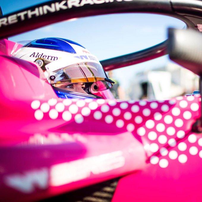 Jamie Chadwick en la F3 Asiática.