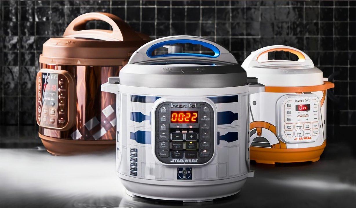 【アメリカ】スターウォーズカラーの万能調理マシンが登場これでダークサイドに落ちた料理とはおさらばだ