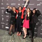 Image for the Tweet beginning: Wow! Diese 4 tollen Schweizerinnen