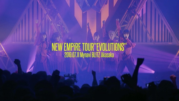【NEWS】EMPiREが、12/18にリリースするセカンドフルアルバム『the GREAT JOURNEY ALBUM』に収録されるマイナビBLITZ赤坂公演のダイジェスト映像を公開しました。