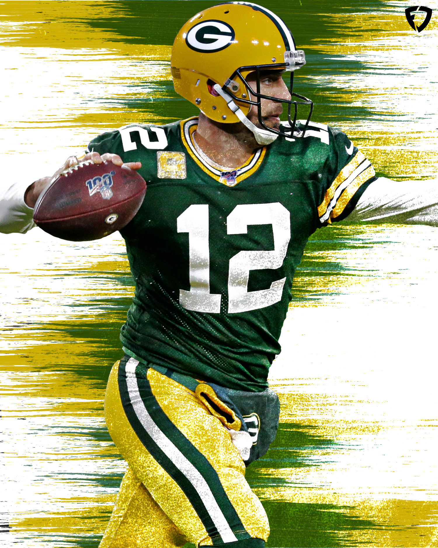 Happy 36th birthday to Aaron Rodgers Is he a top-10 QB of all-time?