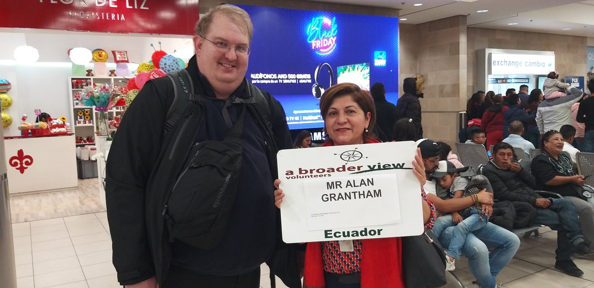 Volunteer Alan Grantham in Ecuador 🇪🇨 Quito arrival and orientation for the Welfare Shelter.https://www.abroaderview.org/volunteers/ecuador…#volunteer #ecuador #quito #shelter #abroaderview #volunteering #volunteerabroad #gapyear