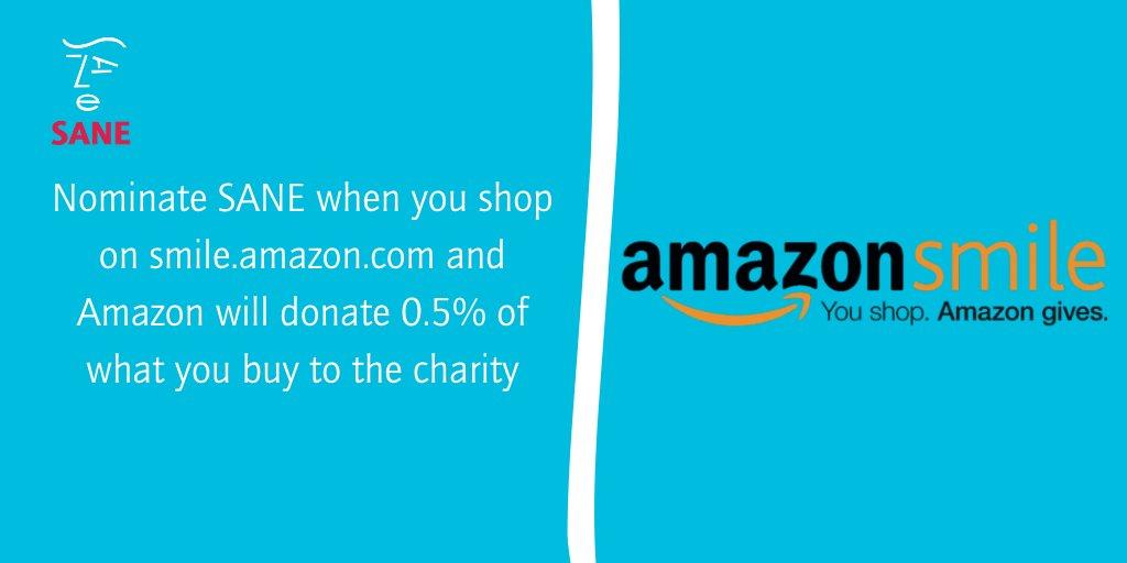 @CharitySANE's photo on Amazon Smile