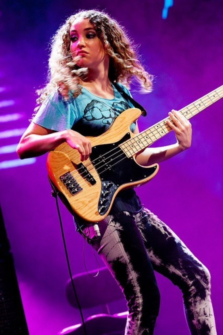 Happy Birthday to Tal Wilkenfeld!